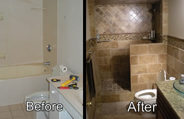 Winston salem nc plumbers winston salem plumbing services Small bathroom remodel for elderly