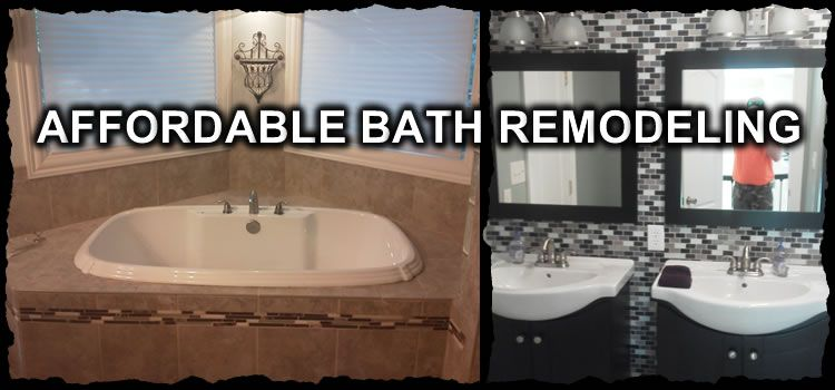 Affordable Bath Remodeling